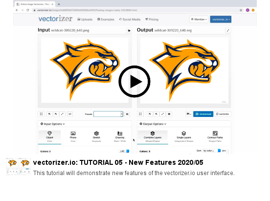 Video Tutorial 05 on YouTube
